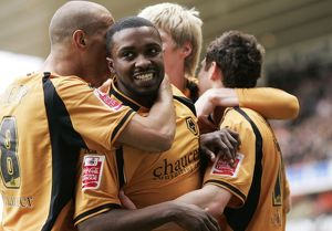Sylvan Ebanks Blake - Coca Cola Championship Player of the Year (Selection of 20 Items)