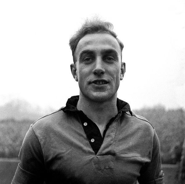 Billy Wright, Wolves