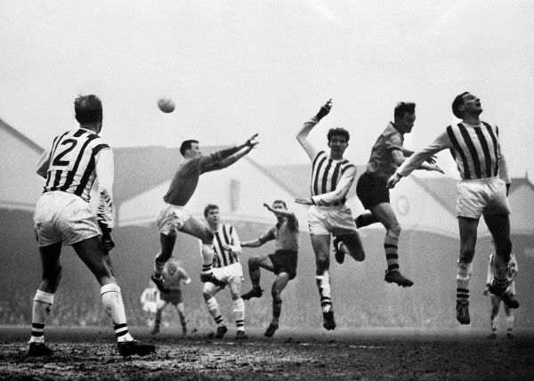 Action during the FA Cup Fourth Round tie between Wolverhampton Wanderers and West Bromwich Albion at Wolverhampton