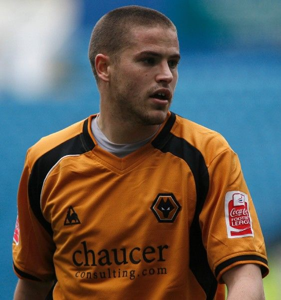 Micheal Kightly, Sheffield Wednesday vs Wolves, 7/3/09