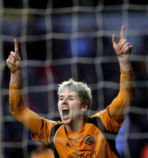 Andy Keogh, Wolves vs Watford, 31/1/09