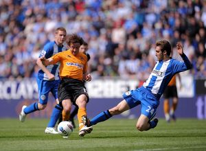 <b>Wigan Athletic v Wolves</b><br>Selection of 2 items