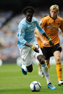 BPL, Manchester City Vs Wolves, City of Manchester stadium, 22/08/09