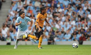 BPL, Manchester City Vs Wolves, City of Manchester Stadium