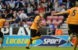 <b>Wigan Athletic Vs Wolves</b><br>Selection of 14 items