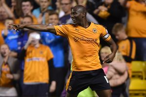 Capital One Cup - First Round - Wolves v Newport County - Molineux