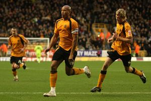 Chris Iwelumo, Wolves vs Blackpool, 22/11/08