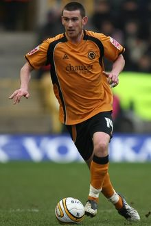 David Jones, Wolves Vs Watford, 31/1/09