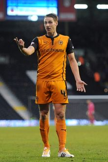 FA Cup - Third Round - Fulham v Wolverhampton Wanderers - Craven Cottage