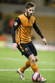 FA Cup - Third Round - Replay - Wolverhampton Wanderers v Fulham - Molineux