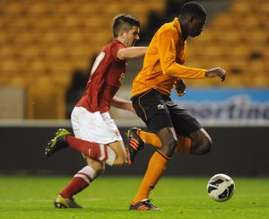 FA Youth Cup - Third Round - Wolverhampton Wanderers U18 v Charlton Athletic U18