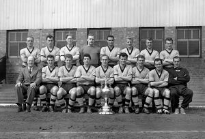 First Division Championship Winning Squad