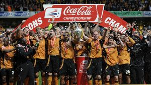 Wolves Vs Doncaster Rovers, 3-5-09, Championship Champions (Selection of 12 Items)