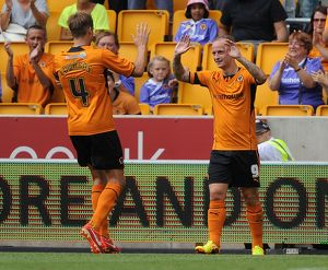 Friendly - Wolverhampton Wanderers v Real Betis - Molineaux