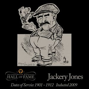 Hall of Fame 2009 Jackery Jones