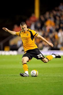 Jason Shackell, Wolves vs Reading, 30/9/08