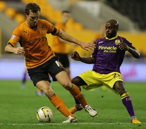Johnstone's Paint Trophy - Southern Area - Second Round - Wolverhampton Wanderers