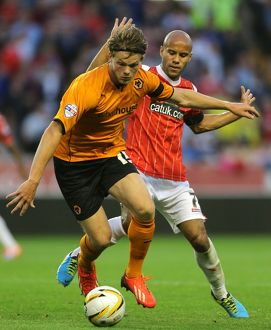 Johnstones Paint Trophy - Wolverhampton Wanderers v Walsall - Molineux