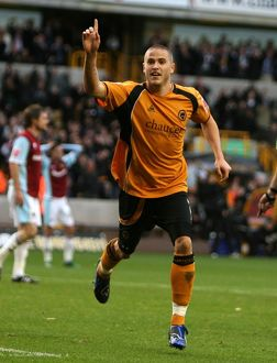 Michael Kightly, Wolves vs Burnley, 8/11/08