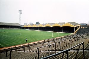 Molineux Stadium - pre all seater stadiums