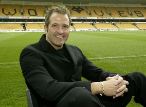 Naming of the Steve Bull Stand