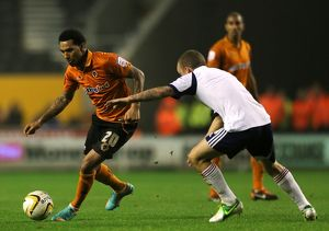 npower Football League Championship - Wolverhampton Wanderers v Bolton Wanderers