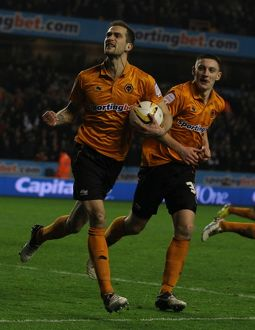 npower Football League Championship - Wolverhampton Wanderers v Blackburn Rovers