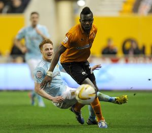 npower Football League Championship - Wolverhampton Wanderers v Hull City - Molineux