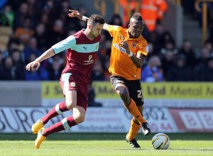 npower Football League Championship - Wolverhampton Wanderers v Burnley - Molineux