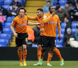 npower Football League Championship - Birmingham City v Wolverhampton Wanderers - St