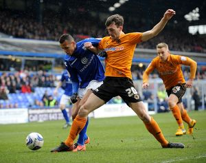 npower Football League Championship - Birmingham City v Wolverhampton Wanderers