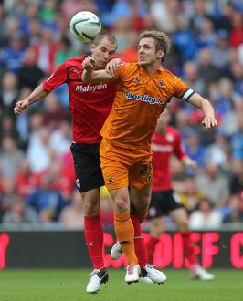 npower Football League Championship - Cardiff City v Wolverhampton Wanderers - Cardiff