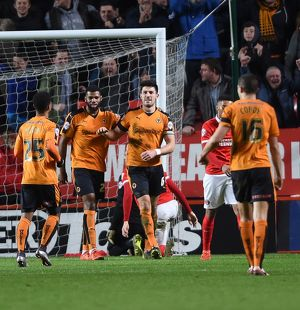 Sky Bet Championship - Charlton Athletic v Wolves - The Valley