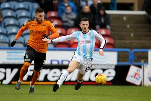 Sky Bet Championship - Huddersfield Town v Wolves - John Smith's Stadium (Selection of 5 Items)