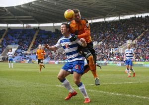 Sky Bet Championship - Reading v Wolves - Madejski Stadium