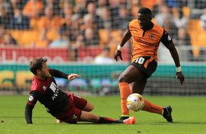 Sky Bet Championship - Wolverhampton Wanderers v Norwich City - Molineux