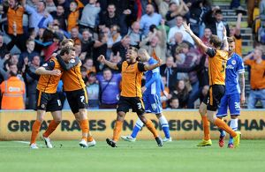 Sky Bet Championship - Wolverhampton Wanderers v Cardiff City - Molineux