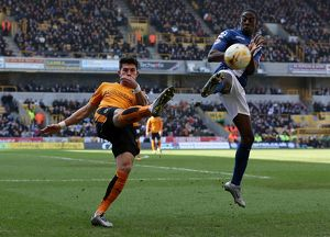 Sky Bet Championship - Wolves v Birmingham City - Molineux (Selection of 13 Items)