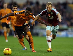 Sky Bet Championship - Wolves v Burnley - Molineux