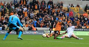 Sky Bet Championship - Wolves v Huddersfield Town - Molineux