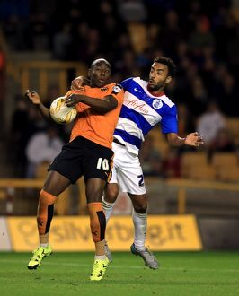 Sky Bet Championship - Wolves v Queens Park Rangers - Molineux Stadium