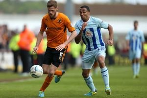 <b>Sky Bet League One : Coventry City v Wolves : Sixfields Stadium : 26-04-2014</b><br>Selection of 2 items