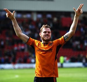 Sky Bet League One - Leyton Orient v Wolverhampton Wanderers - Matchroom Stadium