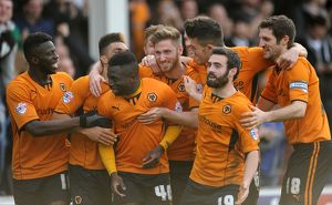 Sky Bet League One - Walsall v Wolverhampton Wanderers - Banks's Stadium