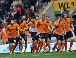 Sky Bet League One - Wolverhampton Wanderers v Peterborough United - Molineux Stadium