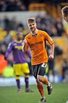 Sky Bet League One - Wolverhampton Wanderers v Notts County - Molineux Stadium