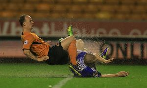 Sky Bet League One - Wolverhampton Wanderers v Oldham Athletic - Molineux