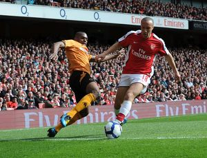 <b>Arsenal v Wolves</b><br>Selection of 11 items