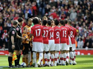 previous seasons/season 2009 10 matches 09 10 arsenal v wolves/soccer barclays premier league arsenal v wolverhampton