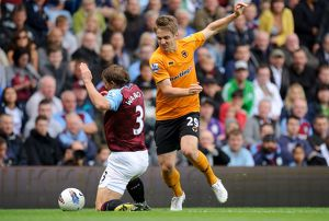 <b>Aston Villa v Wolves</b><br>Selection of 11 items
